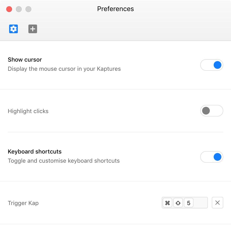 Mac 软件推荐:kap录屏小工具